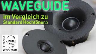 DER TRICK mit der Schallführung | #Waveguide im Vergleich