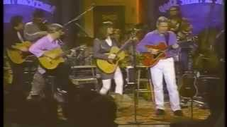 "Chet Atkins, Jerry Reed, Suzy Bogguss, Pat Bergeson ""Going down that Road Feeling Bad"""