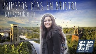 preview picture of video 'Primeros días en Bristol - Mariela Ramos'