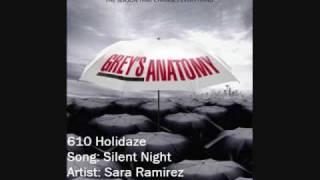 Sara Ramirez - Silent Night
