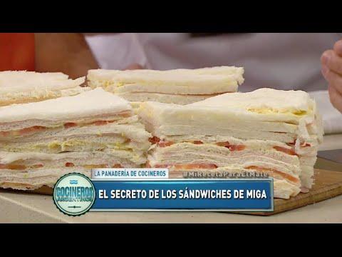 Domingo 10-04-16. Bolas de fraile, sándwiches de miga, pastafrola y tarta de ricota