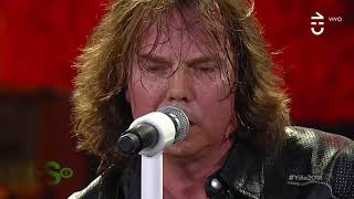 """Europe - Open Your Heart (Intro """"Can't Help Falling In Love"""" (Live In Viña del Mar 2018)"""