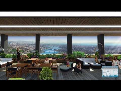 Haliç Panorama Videosu