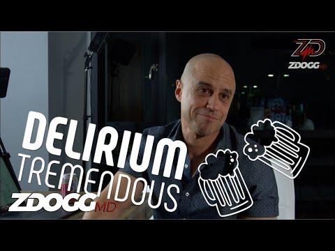 Sintomi dellinizio di delirium tremens