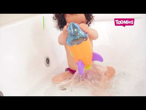 Youtube Video for Fountain Rocket - Bathtime Waterfall