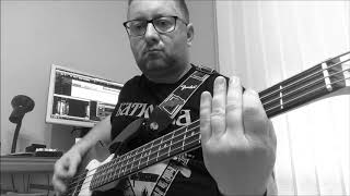 Batushka    Polunosznica (bass Cover) БАТЮШКА   Полунощница