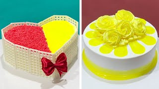 Indulge Cake Decorating Tutorials For Every Occasion | Most Satisfying Chocolate! Simple Cake Design