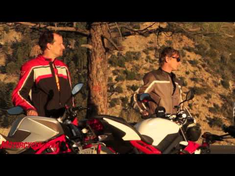 MV Agusta Brutale 800 vs Triumph Street Triple R & Speed Triple R vs Yamaha FZ-09