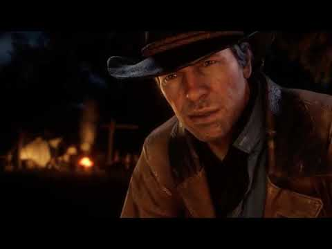 Gods Country Blake Shelton Red Dead Redemtion 2 trailer