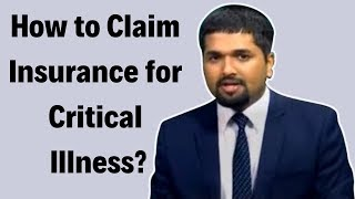 How to Claim Insurance for Critical Illness | Money Doctor Show English | EP 135