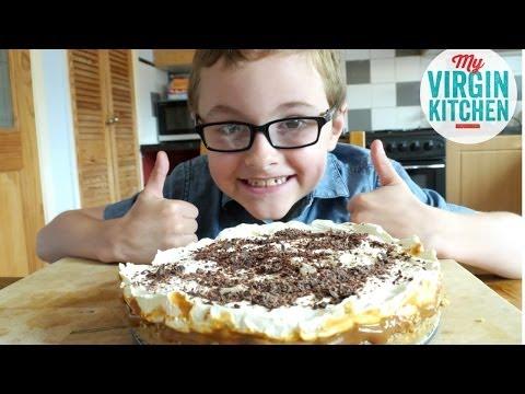JACK'S BANOFFEE PIE RECIPE