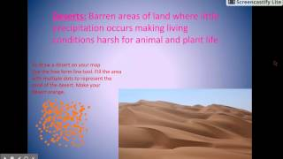 Geography Video #1 Significant Landforms of the Eastern Hemisphere.webm