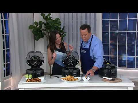 Delonghi MultiFry, Air Fryer and Multi-Cooker on QVC