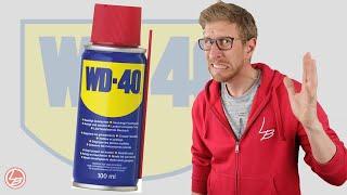 Die Wahrheit über WD40! Es kommt anders, als du denkst🙈