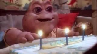 Dinosaurs- Happy Birthday