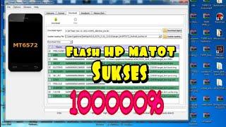 Cara Flash Android Tipe MTK Via Splashtool Bootlop/matot Sukses (lenovo A516)