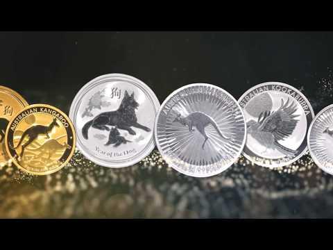 Perth Mint Anlagemünzen 2018