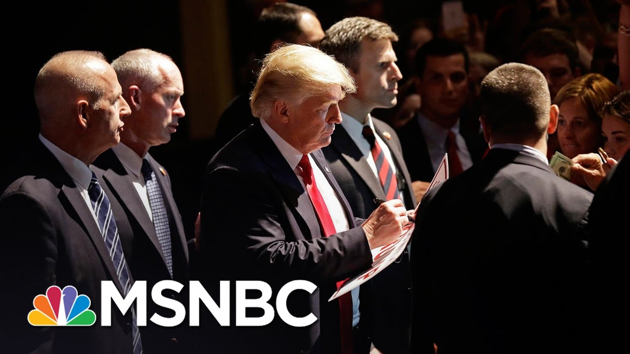 Donald Trump Promises Infrastructure Spending Program, Tax Cuts | Morning Joe | MSNBC thumbnail
