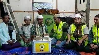 DMI Menghidupkan Kembali Majelis Taklim di Kamp Pengungsian Pascabencana Alam Sulteng