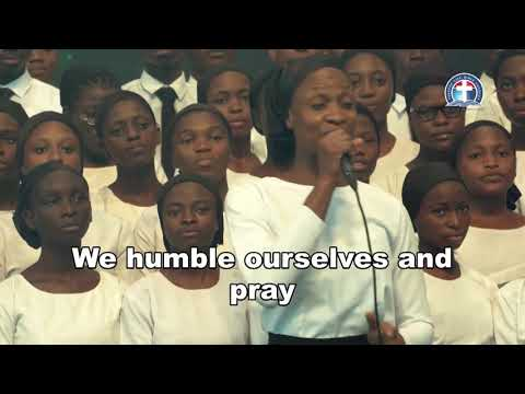 National Prayer Service, Youth Choir Ministration
