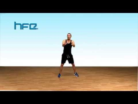 Level 2 Exercise to Music Course - Warm Up | HFE - YouTube