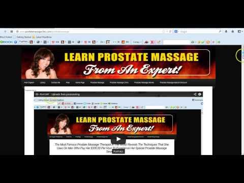 Prostate image échographique