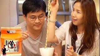韓國人覺得曾粉曾拌麵好吃嗎?結果這個口味最受歡迎! 國民外交企劃