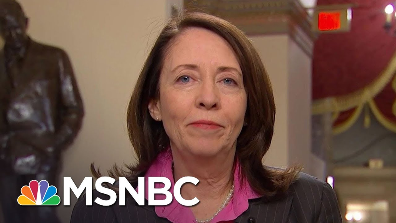 Maria Cantwell: Senate Should 'Slow Down' On Tax Plan | MTP Daily | MSNBC thumbnail