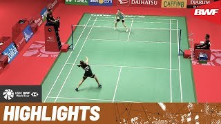 DAIHATSU Indonesia Masters 2020 | Quarterfinals WS Highlights | BWF 2020