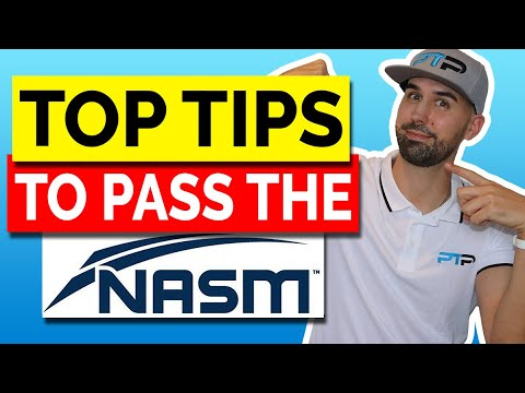 10 Secrets to Pass the NASM Exam in 2021 - NASM Practice Tests + ...