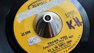 Sly & The Family Stone - Thank You Falettinme Be Mice Elf Agin