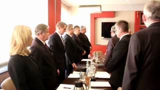Ślubowanie Radnych Rady Powiatu Krośnieńskiego