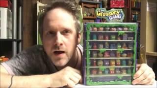 DIY Grossery Gang Display Case
