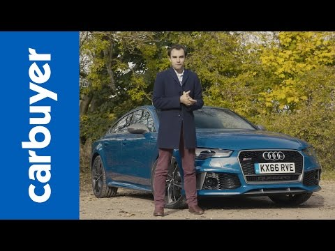 Audi RS7 in-depth review - Carbuyer
