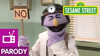 Sesame Street: Dr.No (Monsterpiece Theater Presents)