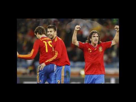 Spain - World Cup Winners 2010