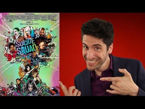 Suicide Squad - Movie Review