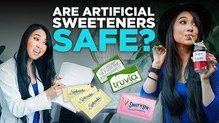 The Science Behind Artificial Sweeteners | Are They Safe? Are They Making Us Fat?