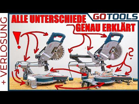 🔥 Kappsägentest | Alle Unterschiede: Bosch Paneelsäge GCM 800 SJ & GCM 8 SJL 🔔 inkl. Verlosung 🔔