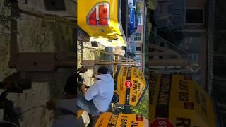 Dumpster Rental Hooking to Truck New Orleans, La