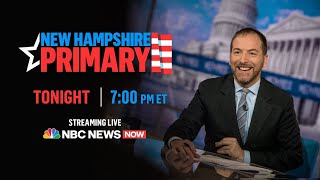 2020 New Hampshire Primary Results And Analysis | NBC News (Live Stream Recording)