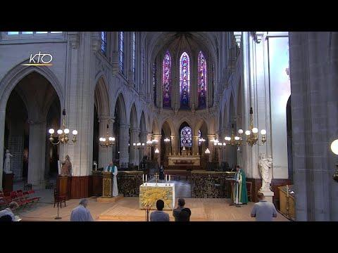 Vêpres du 28 juillet 2020 à Saint-Germain-l'Auxerrois
