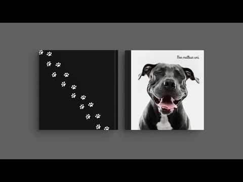 Inspiration pour la couverture de votre livre photo — 'Mon meilleur ami'