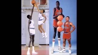 Top 10 Jugadores Mas Altos En La Historia Del  Baloncesto