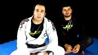 Saída de 100kg - jiu jitsu - 3 maneiras de escapar