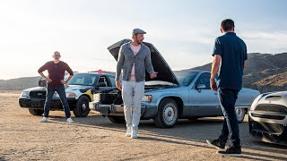 Top Gear America | Behind-the-Scenes: Hot Rods Racing in the Desert | Valvoline by Motor Trend