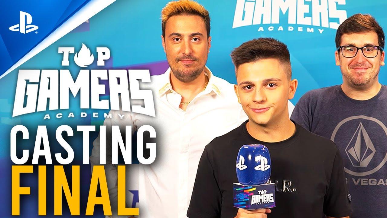 Así fue el Casting Final de Top Gamers Academy