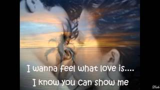 "Tina Arena ""I Want to Know What Love Is"" w/Lyrics (HD)"