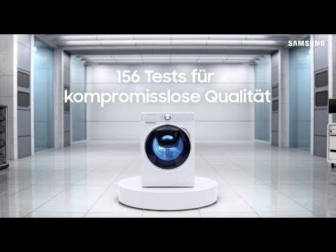 Samsung QuickDrive: Qualitätstest