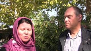 Наталья и Николай о семейном паломничестве в Грецию  | Solun